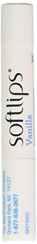 Softlips Lip Protectant/Sunscreen SPF 20, Value Pack, Vanill