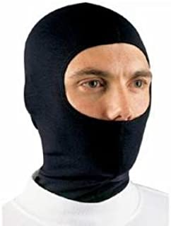 Sports Thermal Hood Cold Weather Cap. Comfort Fit Under Helmets (Football, Lacrosse, Hockey, Skiing, Snowboarding, Softball, Baseball). by Authentic Football Authority