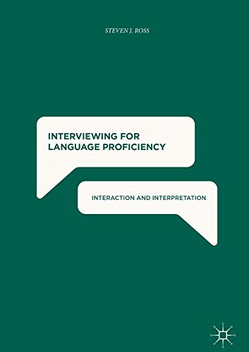 Interviewing for Language Proficiency: Interaction and Interpretation