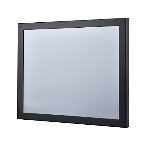 17 Inch Taiwan 5 Wires Industrial Embedded Touch Panel PC I5 3317U Z15