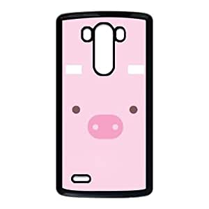LG G3 cell phone cases Black PIG fashion phone cases GFL2852521