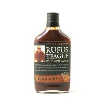 Rufus Teague Touch o' Heat BBQ Sauce