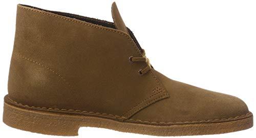 Clarks Cola Boot Polacchine Originals Desert Marrone Uomo Suede qw8qTFxB4