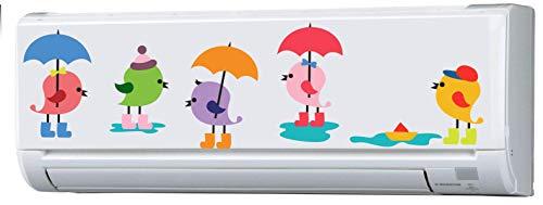 DreamKraft Decorative AC Air Conditioner Sticker (87 cm x 22 cm) 31%2B5Jt 0DKL India 2021