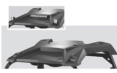 Polaris Lock & Ride Sport Roof POLARIS RANGER RZR 570 RANGER RZR 800 RANGER RZR S 800 RANGER RZR S 800 LE RANGER RZR XP 900 RANGER RZR XP 900 LE