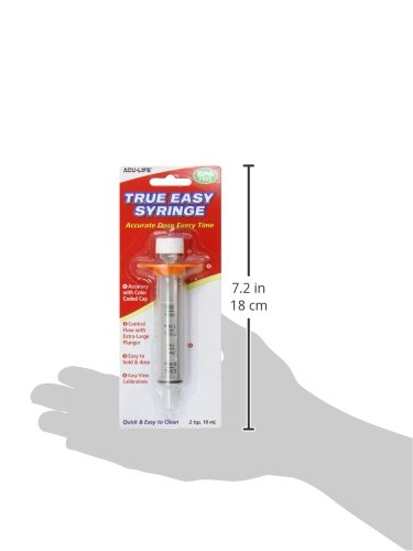 Acu-Life True Easy Syringe (Pack of 3) by Ezy Dose Kids (Image #5)