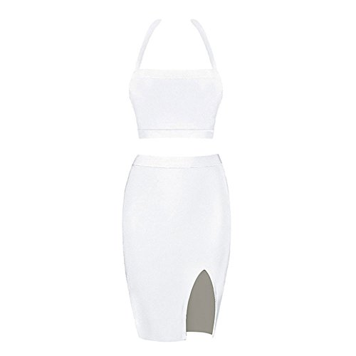 2 Ansatz Schlitz HLBandage Kleid Seiten Kunstseide Halter Stück Weiß Verband ZqxTvfwd