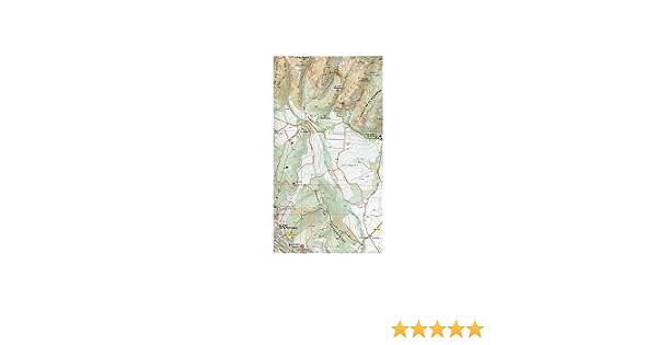 Montserrat 1:5000 - 1:10000 Mapa Y Guia Excursionista: Amazon ...