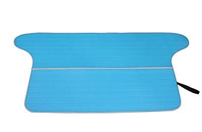 Car Sunshade Windshield Thickened Sun Shade(20095CM),Blue