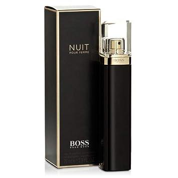 Perfume Nuit Pour Femme By Hugo Boss For Her 75ml Eau De Parfum