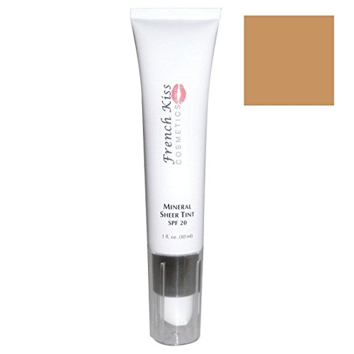 French Kiss Mineral Sheer Tint SPF20 Honey Glow