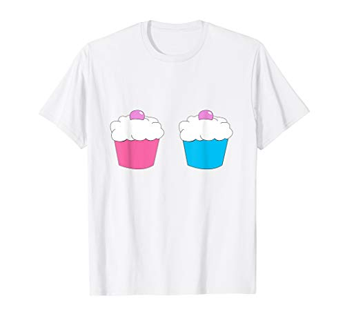 Boob tshirt - for cherry cupcake lovers