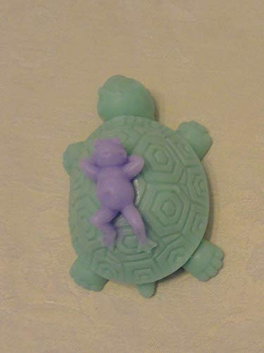 Turtle/Tortoise Handmade Soap Purple