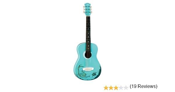 Luna de guitarra acústica Aurora incluye bolsa de transporte ...
