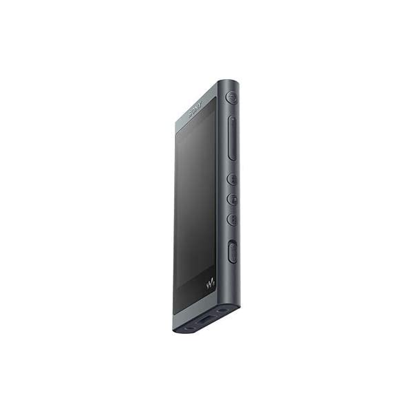 Sony NW-A55 16GB High-Resolution Digital Music Player Walkman Grayish Black(International Version/Seller Warranty) 4