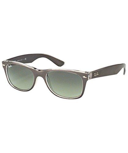 sol para gris hombre New Gafas de Ray Ban Wayfarer YwqWfX