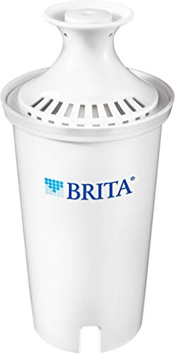 Brita 35501 Standard Replacement Filters, 1ct, WHITE (Brita Ob03 Replacement Filter)