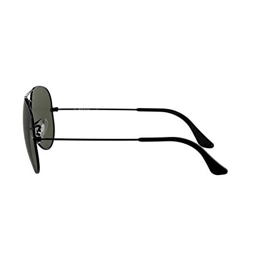 Ray-Ban Unisex RB3025 Aviator Polarized Sunglasses 58mm Fdeals classic