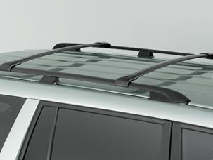 roof rails honda pilot - 7