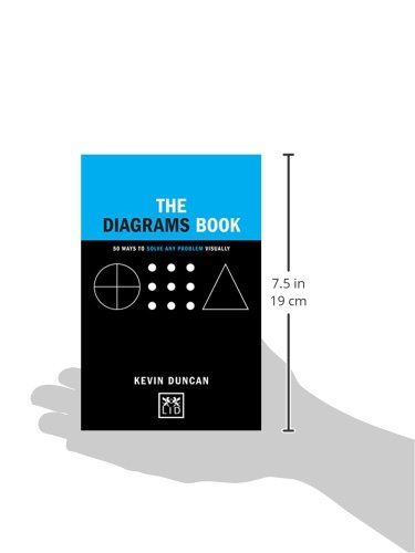 The diagrams book 50 ways to solve any problem visually concise the diagrams book 50 ways to solve any problem visually concise advice lab kevin duncan 9781907794292 amazon books ccuart Gallery