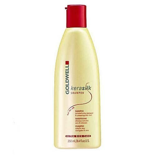 (Goldwell Kerasilk Ultra Rich Care Shampoo 8.4 oz / 250)