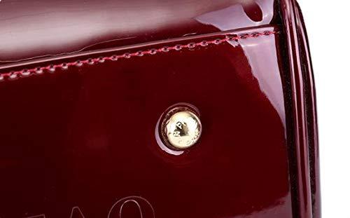 unique Rouge taille main Zoomlie à Sac Vin femme OWwCx
