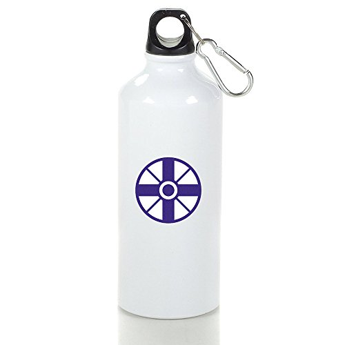 Church Of World Messianit Cool Aluminum Sports Water Bottle - 400/500/600ML 400ml