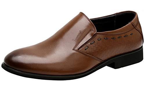 De Casuales De Mocasines Los Brown Negocios Los Vestidos MYXUA Zapatos De Formales Los Hombres nPWYqv1w