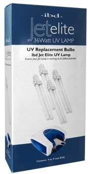 IBD Jet Elite Replacement Bulbs, 4 - Jet Ibd