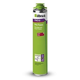 Bryson 08061 Schtuk mano de espuma de poliuretano, 750 ml puede (12 unidades)