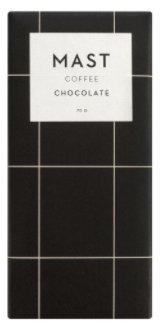 MAST BROTHERS CHOCOLATE COFFEE (PACK OF 12) 70g each