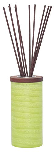 Chesapeake Bay Candle Mind & Body Serenity Reed Diffuser, Awaken with Pure Essential Oils (Lemongrass, Lime, Peppermint)
