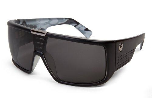 Dragon Alliance Domo Sunglasses (Snow Camo, Grey)