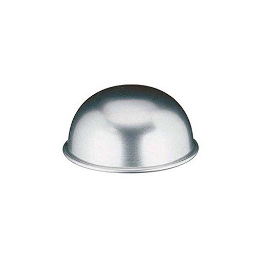 4 opinioni per Decora Mezza Sfera, Alluminio, Argento, Diametro 22 cm