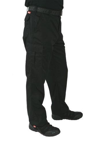 Lee Cooper Workwear Cargo Pant, 36L, schwarz, LCPNT205