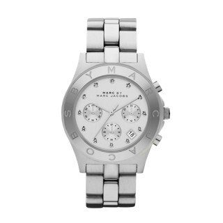 Marc Jacobs Blade Chrono Glitz Women's Watch