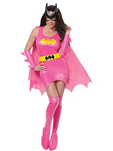 Unknown - Batgirl Pink Women's Costume - (L) -
