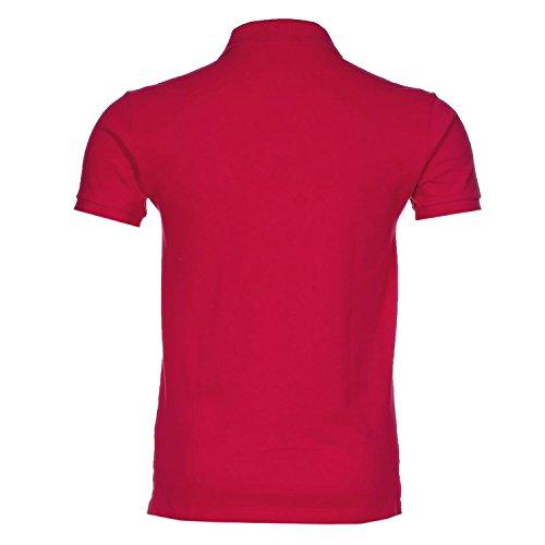 Ralph LaurenHerren Poloshirt Rot Medium red