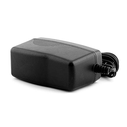 (18W AC Adapter Charger Power Cord Compatible with Netgear 18W AC Adapter Charger Power Cord Compatible with Netgear RangeMax Dual Band Wireless-N Modem Router (DGND3300))
