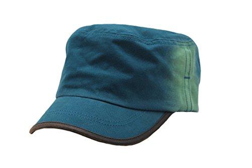 Visière Militaire Mode Adulte Hat Unisexe Chapeau Acvip Soleil Casquette De Bleu Outdoor 78gxfwq