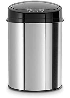 ECHTWERK Infrarot - Papelera para baño (9 L)