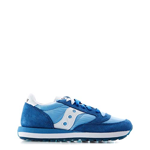 1044 5 Saucony Jazz O' Sneakers 5 white Blue qWtATZ