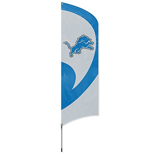 Party Animal Detroit Lions NFL Flag Tailgating Kit