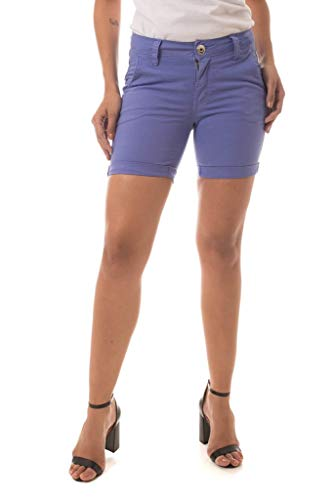 Shorts Jeans Eventual Middle Violeta 38