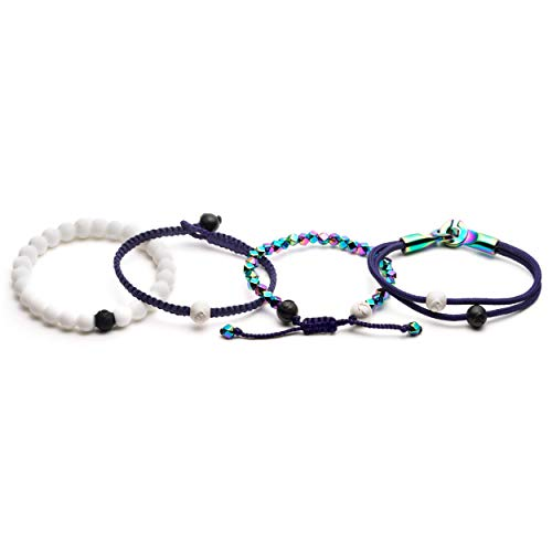 (Stack Pack Limited Edition Bracelet, Aurora,)