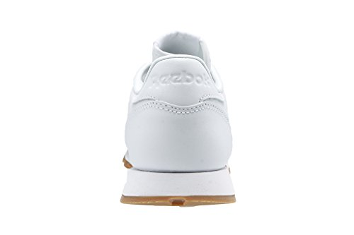white Multicolore Femme Baskets Leather Bd3156 Wei Reebok 001 Classic v0qfAxB