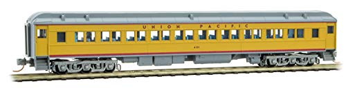 Micro-Trains MTL N-Scale Heavyweight Paired-Window Coach Union Pacific/UP #421