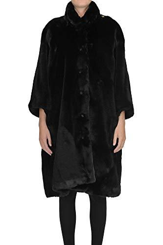 Balenciaga Luxury Fashion Womens MCGLCSC000006045I Black Coat | Season Outlet