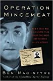 img - for Operation Mincemeat 1st (first) edition Text Only book / textbook / text book