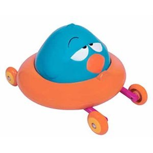 Pocoyo - Sleepy Bird in Her Nest Car Doll Toy